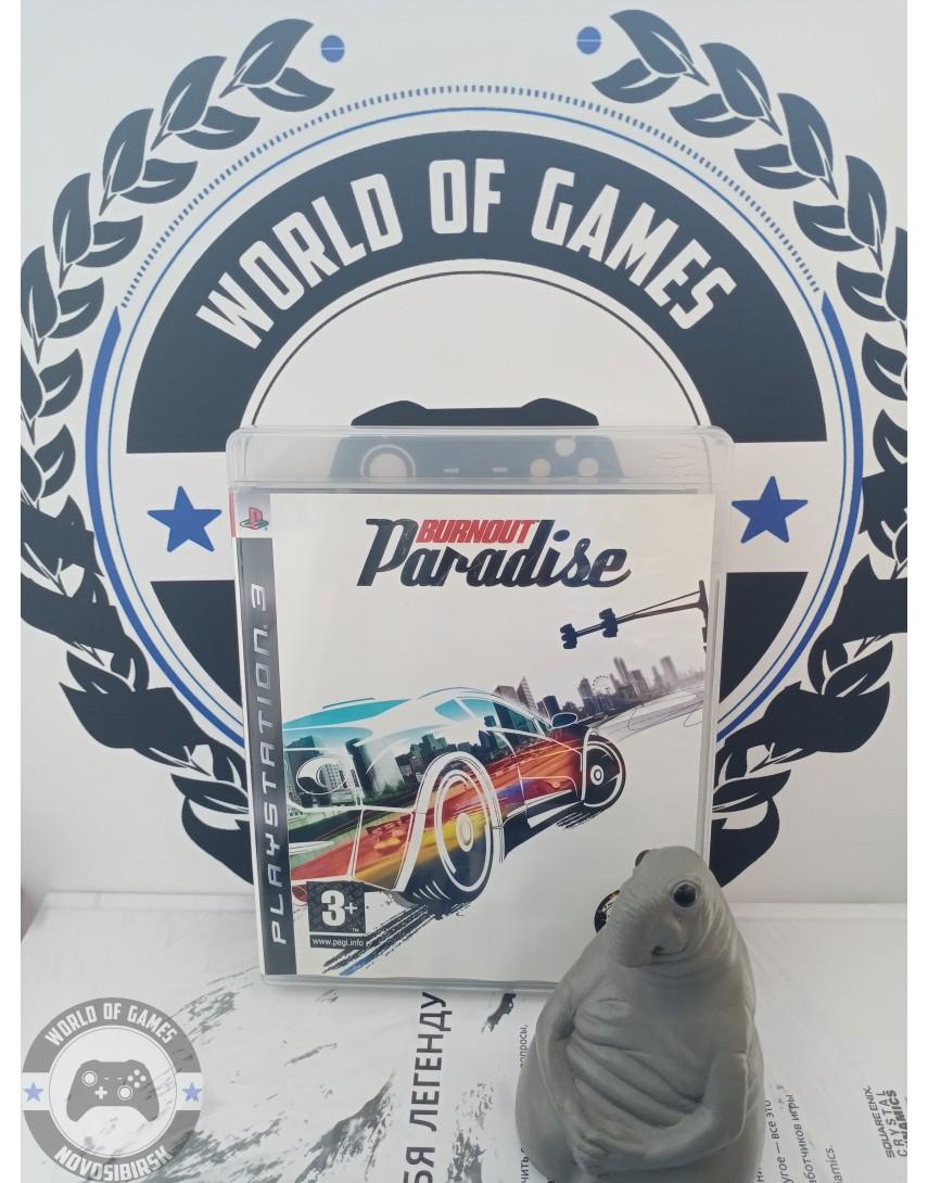 Burnout Paradise [PS3]