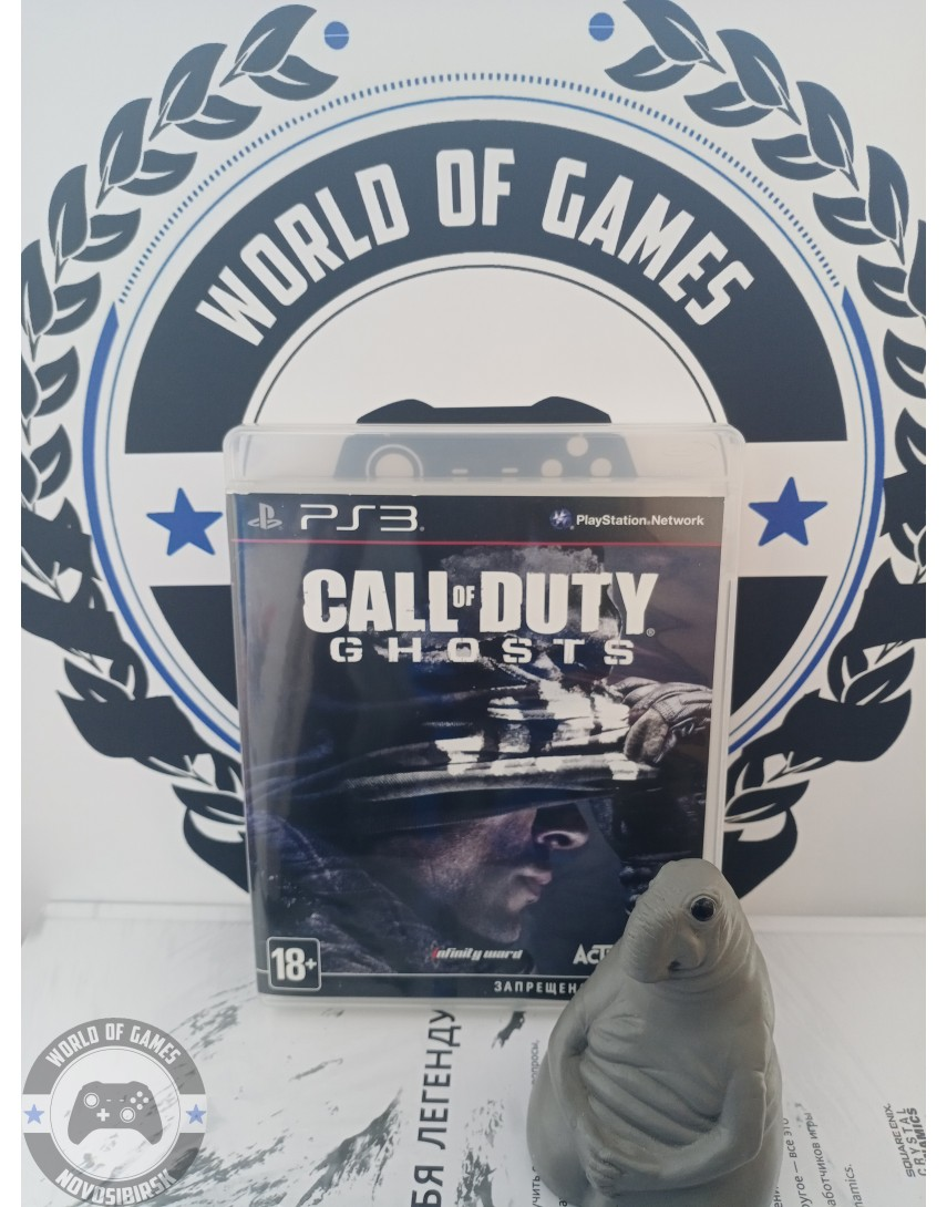 Call of Duty Ghost [PS3]