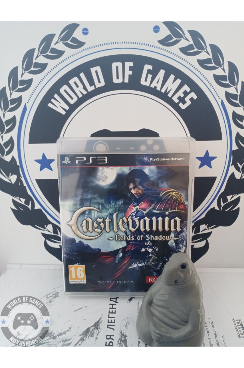 Castlevania Lords of Shadow [PS3]