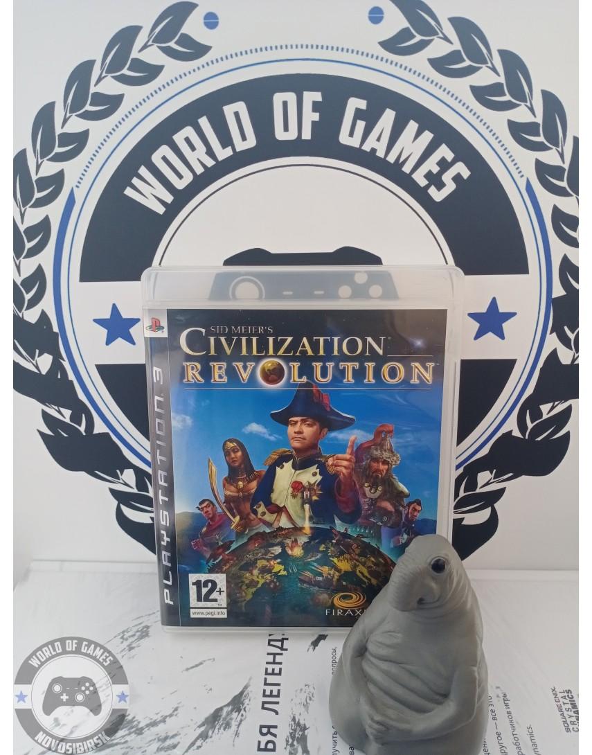Sid Meier's Civilization Revolution [PS3]