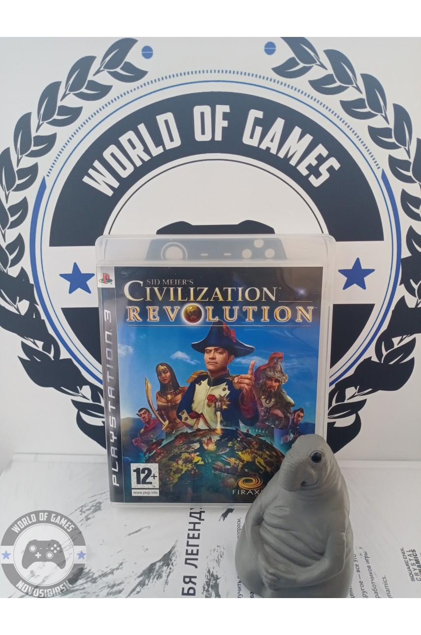 Sid Meier's Civilization Revolution [PS3]