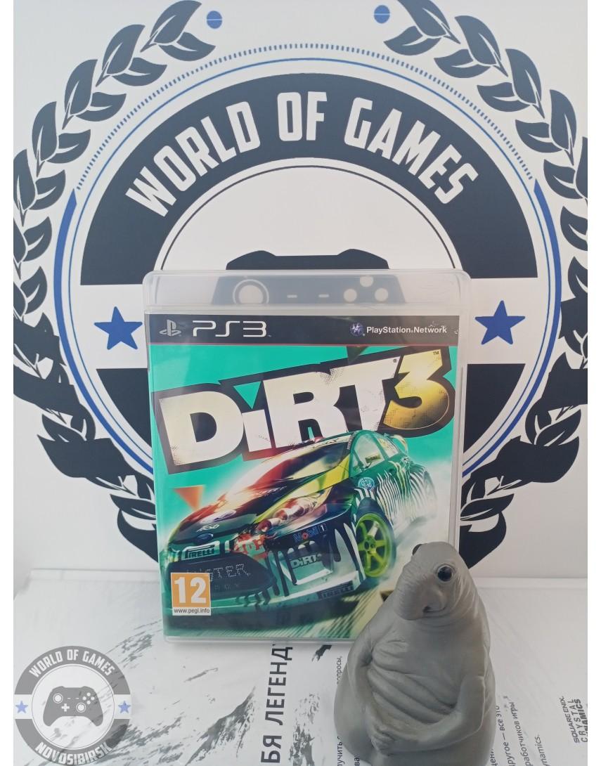 Dirt 3 [PS3]