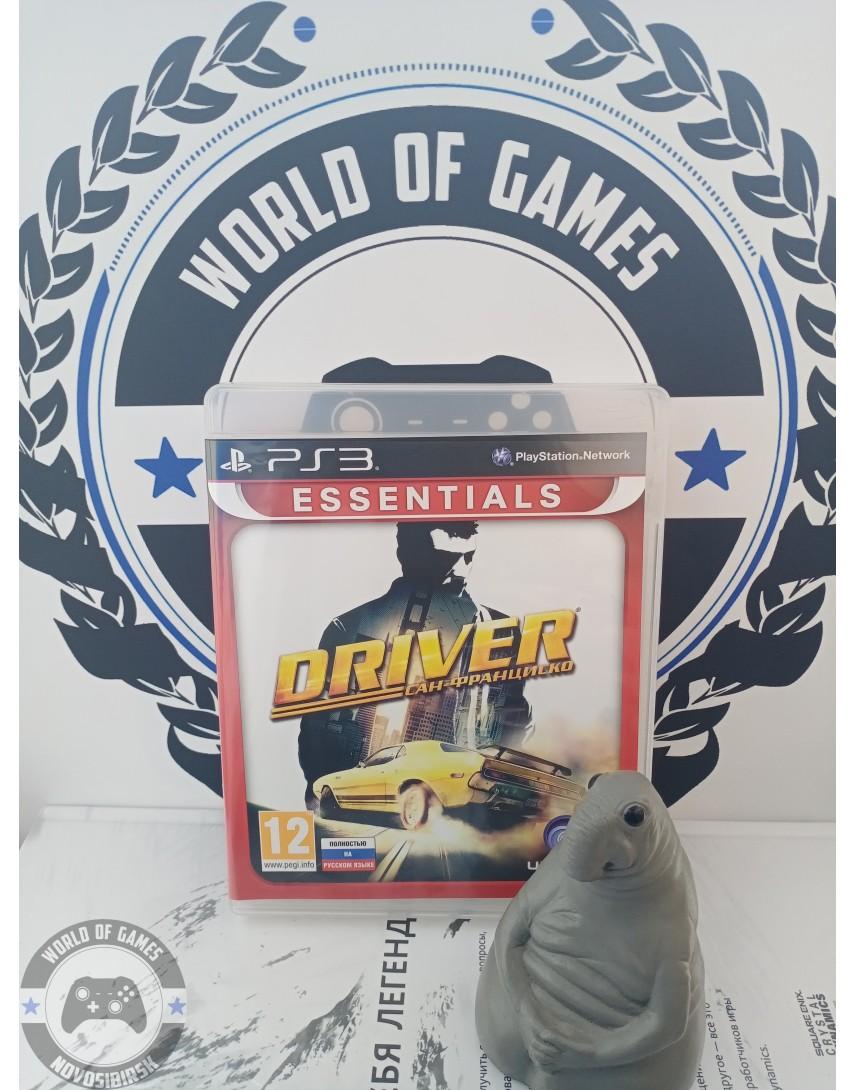 Driver San Francisco [PS3]