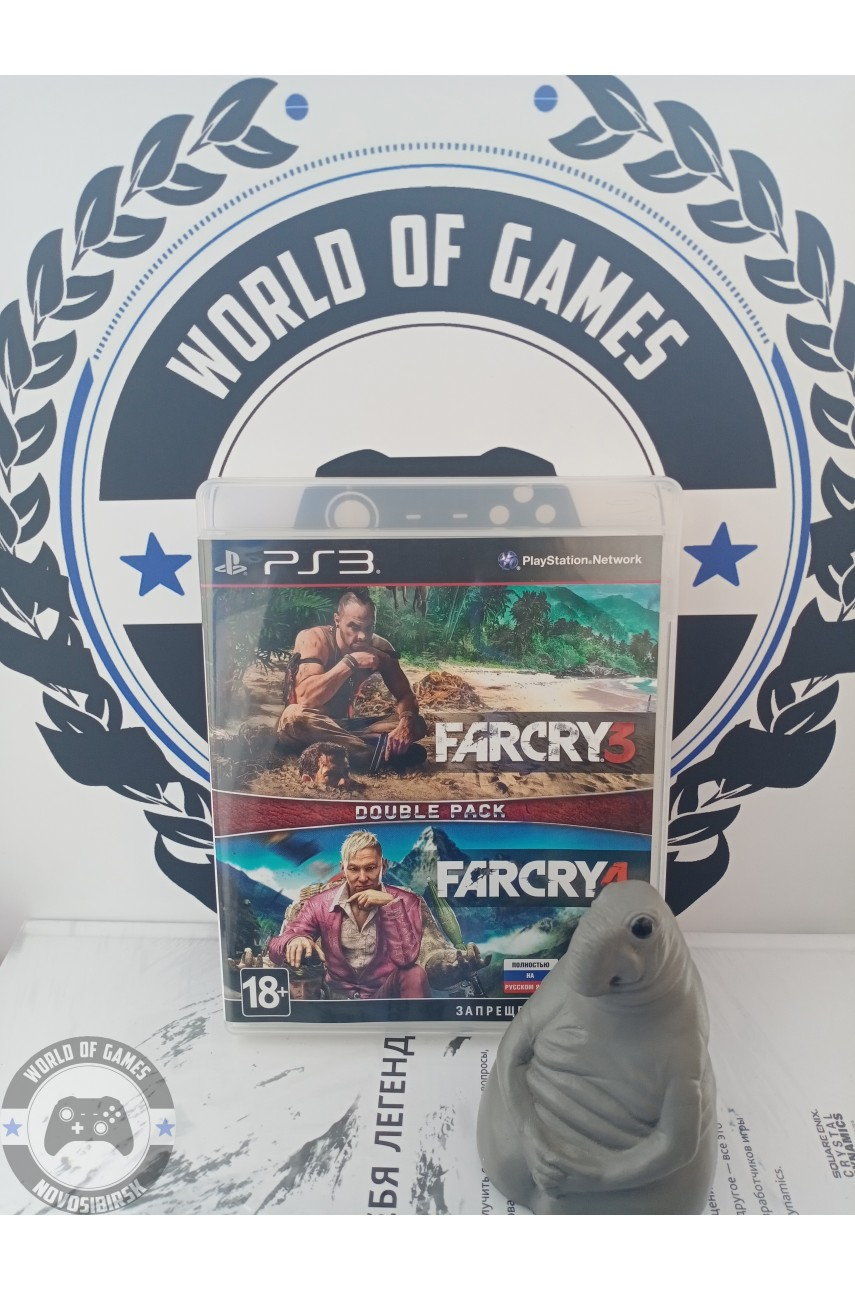 Far Cry Double Pack [PS3]