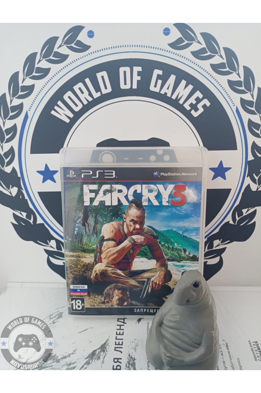 Far Cry 3 [PS3]