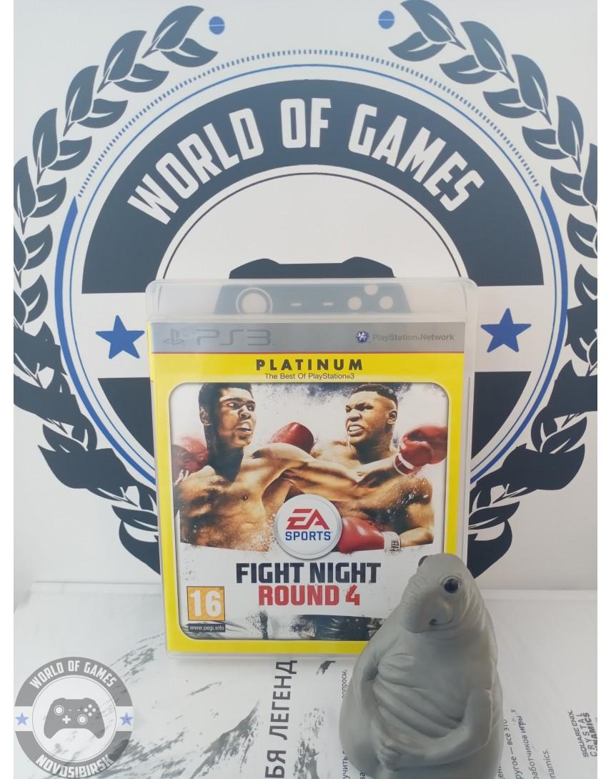 Fight Night Round 4 [PS3]