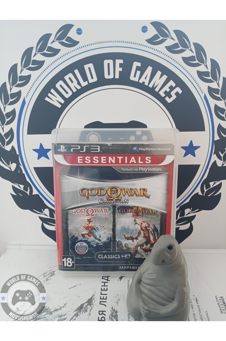 God of War Collection Volume [PS3]