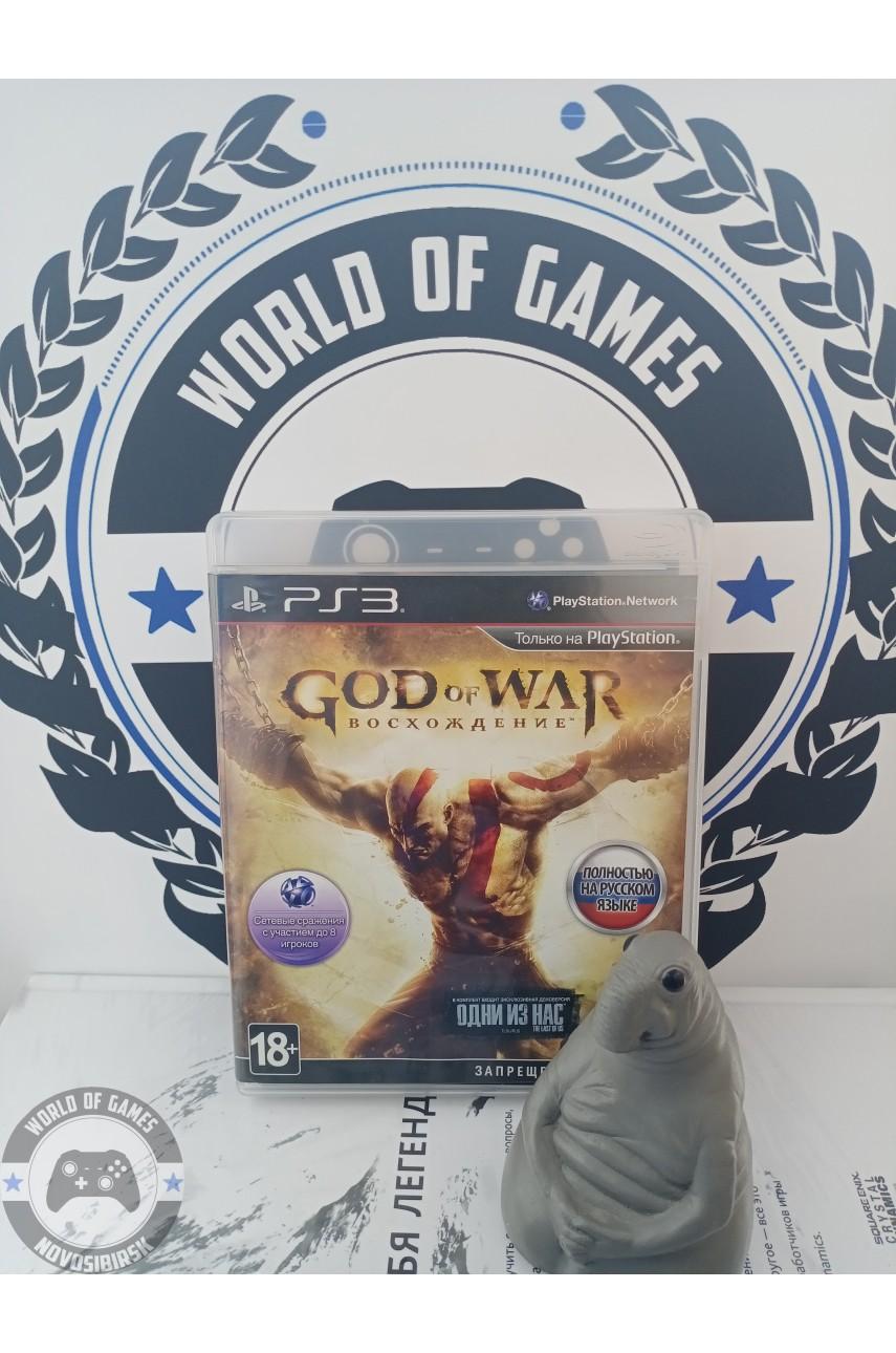 God of War Восхождение [PS3]