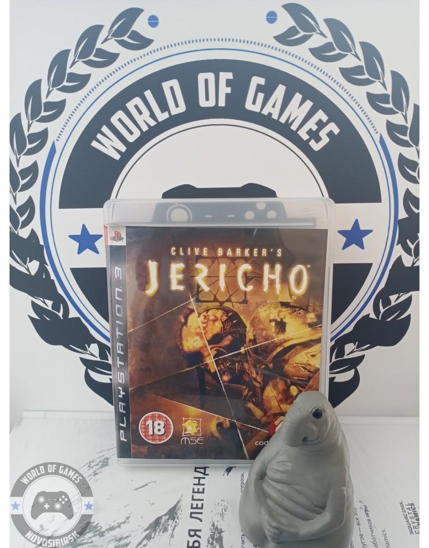 Clive Barker's Jericho [PS3]