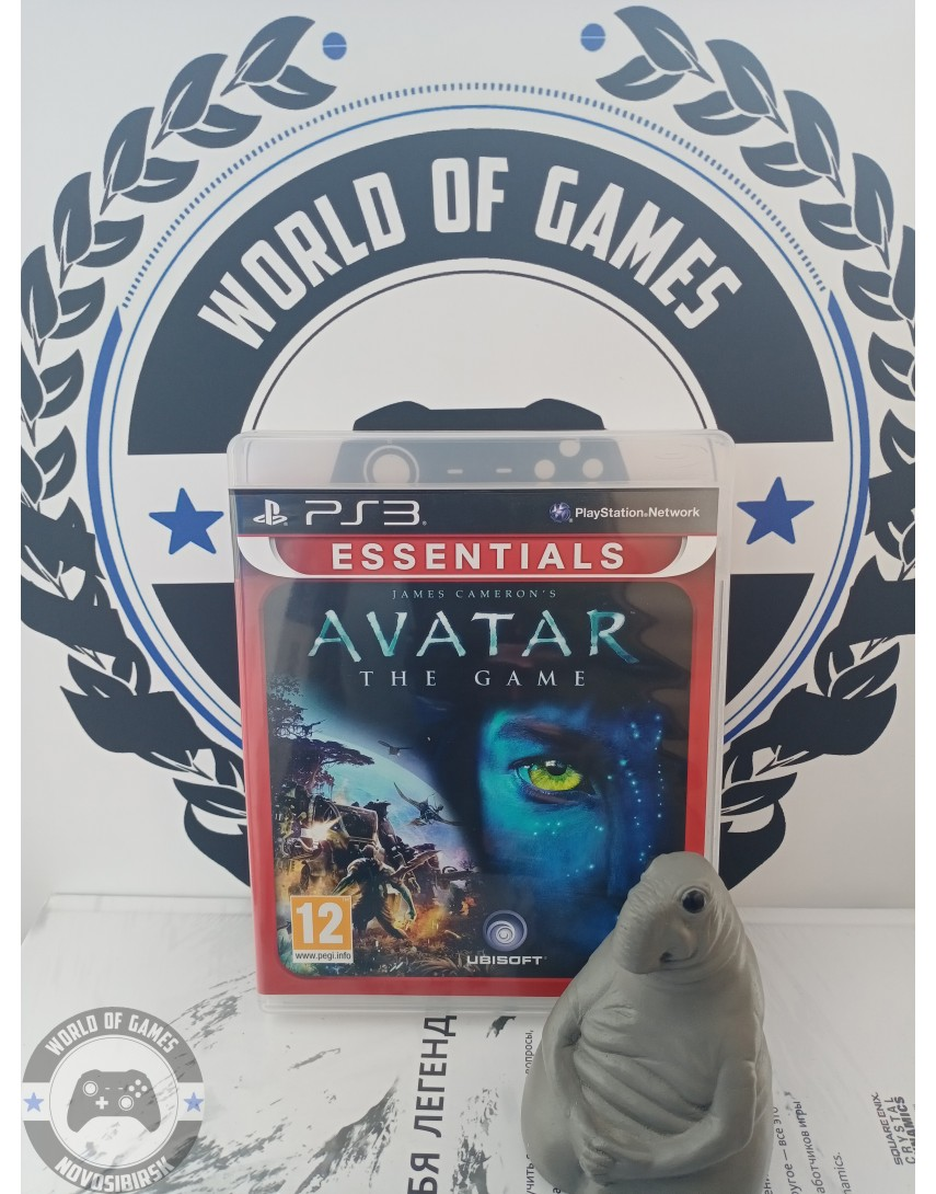 James Cameron's Avatar The Game [PS3]