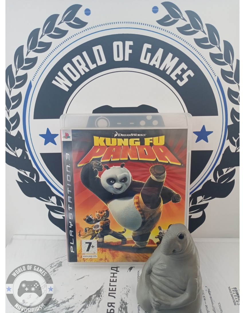 Kung Fu Panda [PS3]