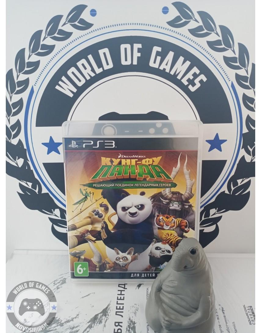 Kung Fu Panda Showdown of Legendary Legends [PS3]