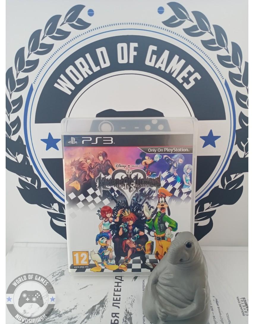 Kingdom Hearts HD 1.5 [PS3]
