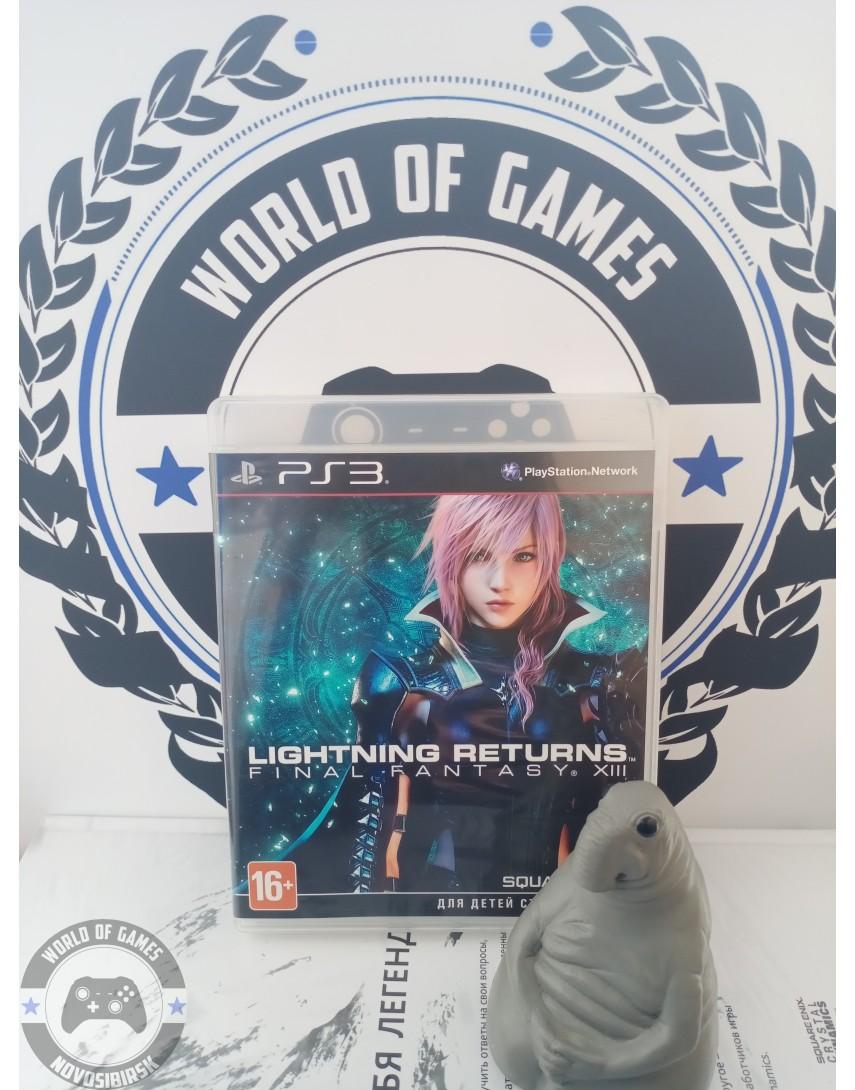 Lightning Returns Final Fantasy 13 [PS3]