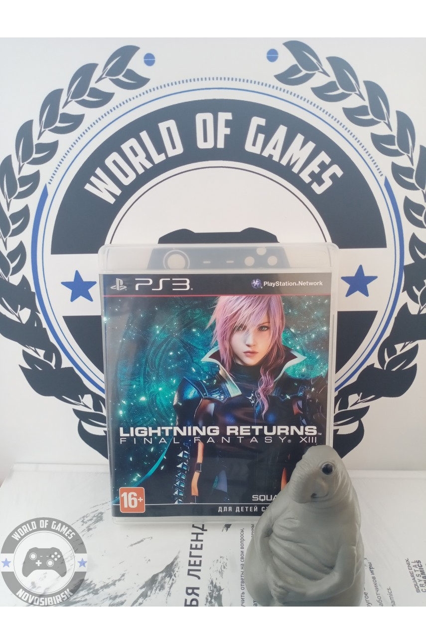 Lightning Returns Final Fantasy 13 [PS3]