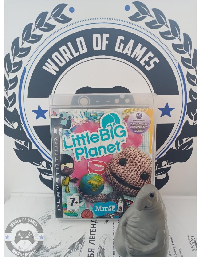 LittleBigPlanet [PS3]