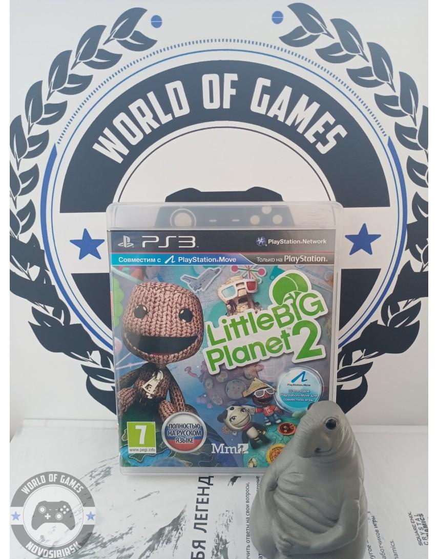 LittleBigPlanet 2 [PS3]