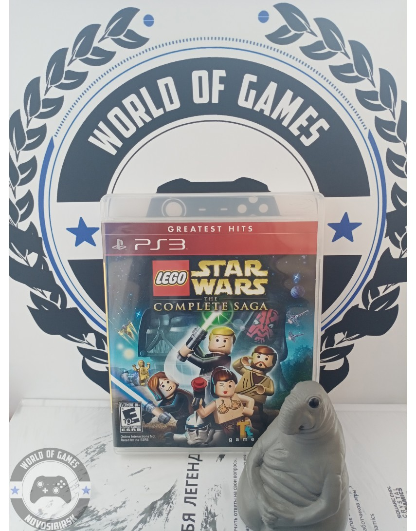 LEGO Star Wars The Complete Saga [PS3]
