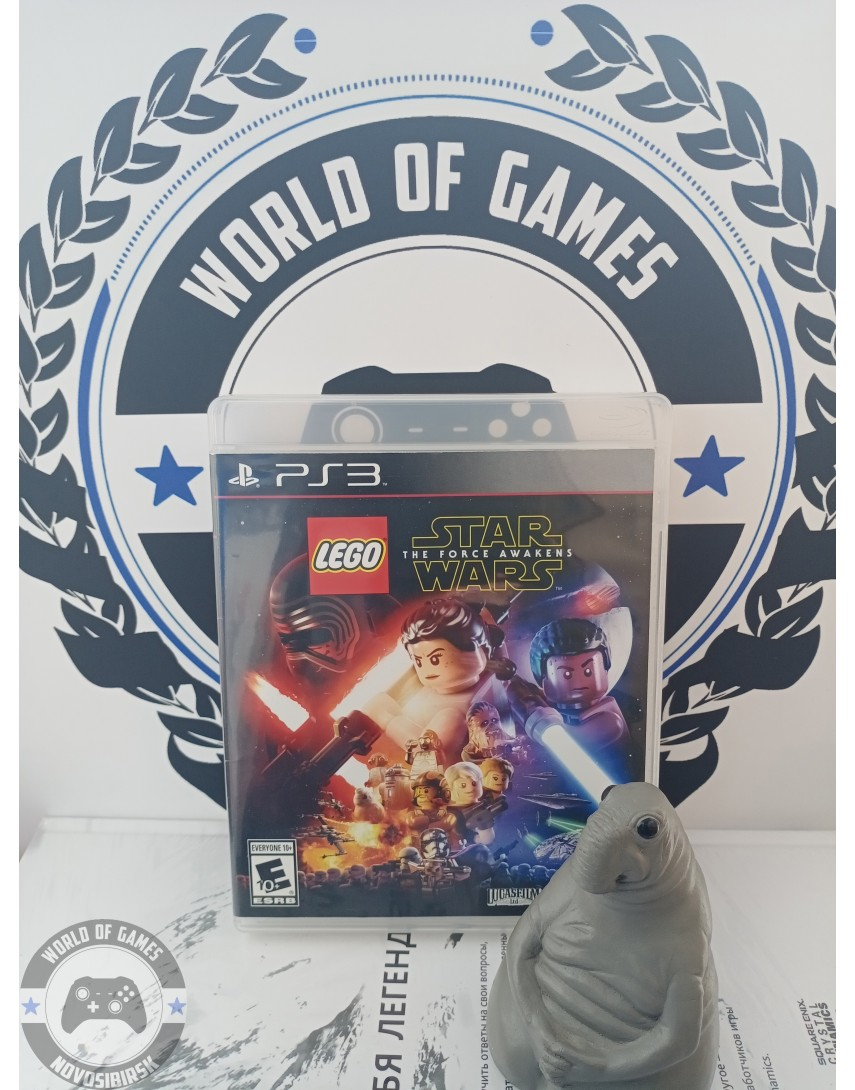 LEGO Star Wars The Force Awakens [PS3]