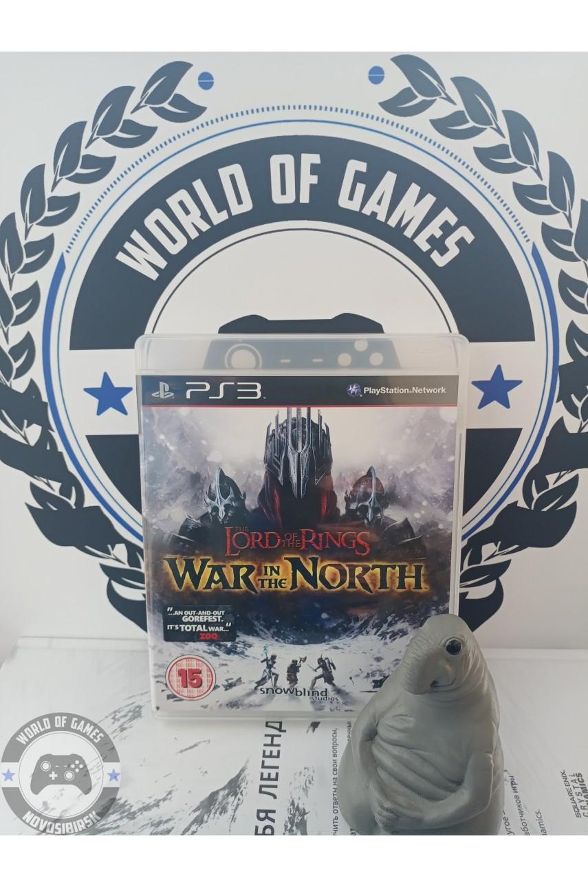 Властелин Колец Война на Севере [PS3]