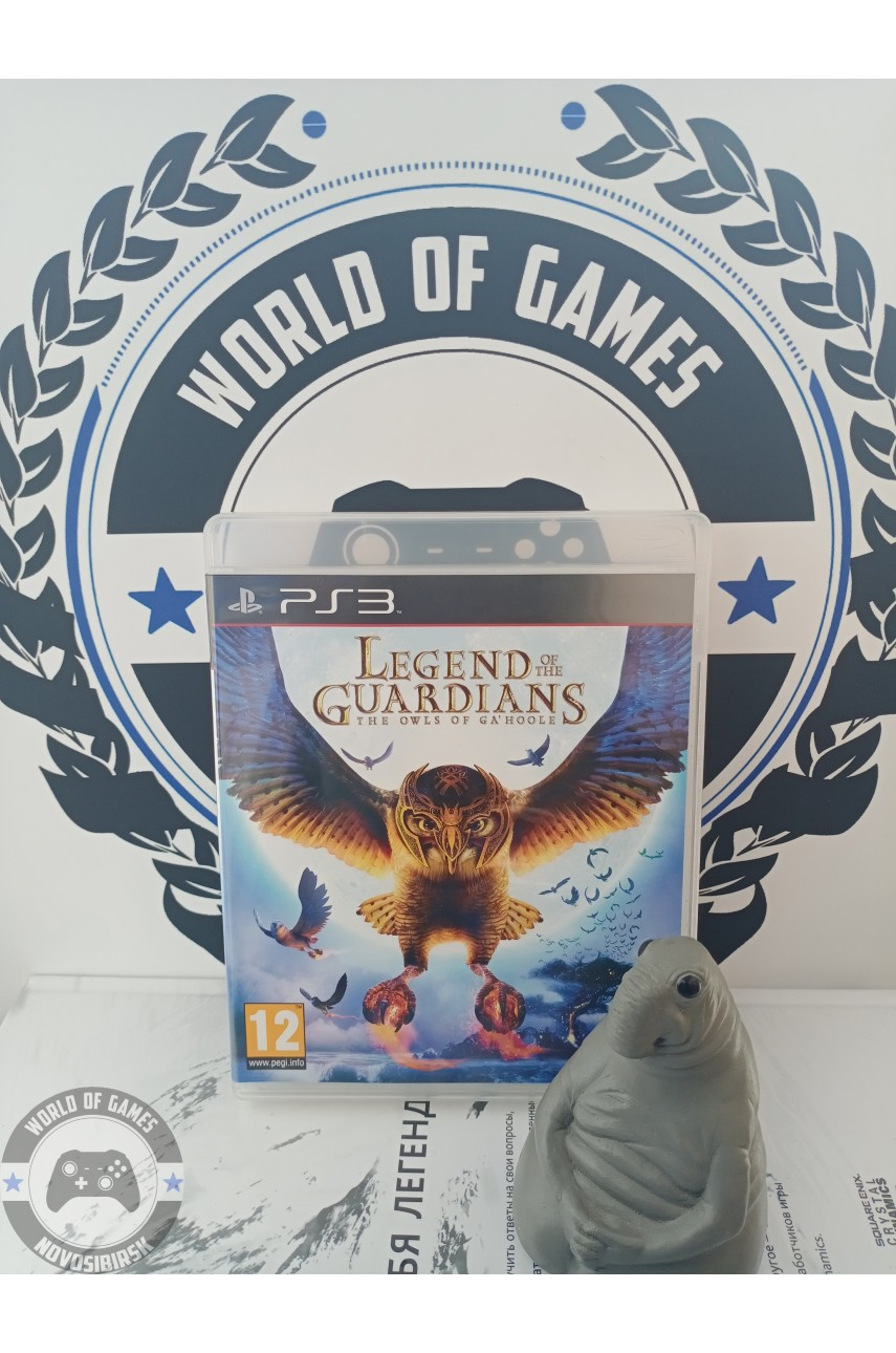 Legend of the Guardians The Owls of Ga'Hoole [PS3]