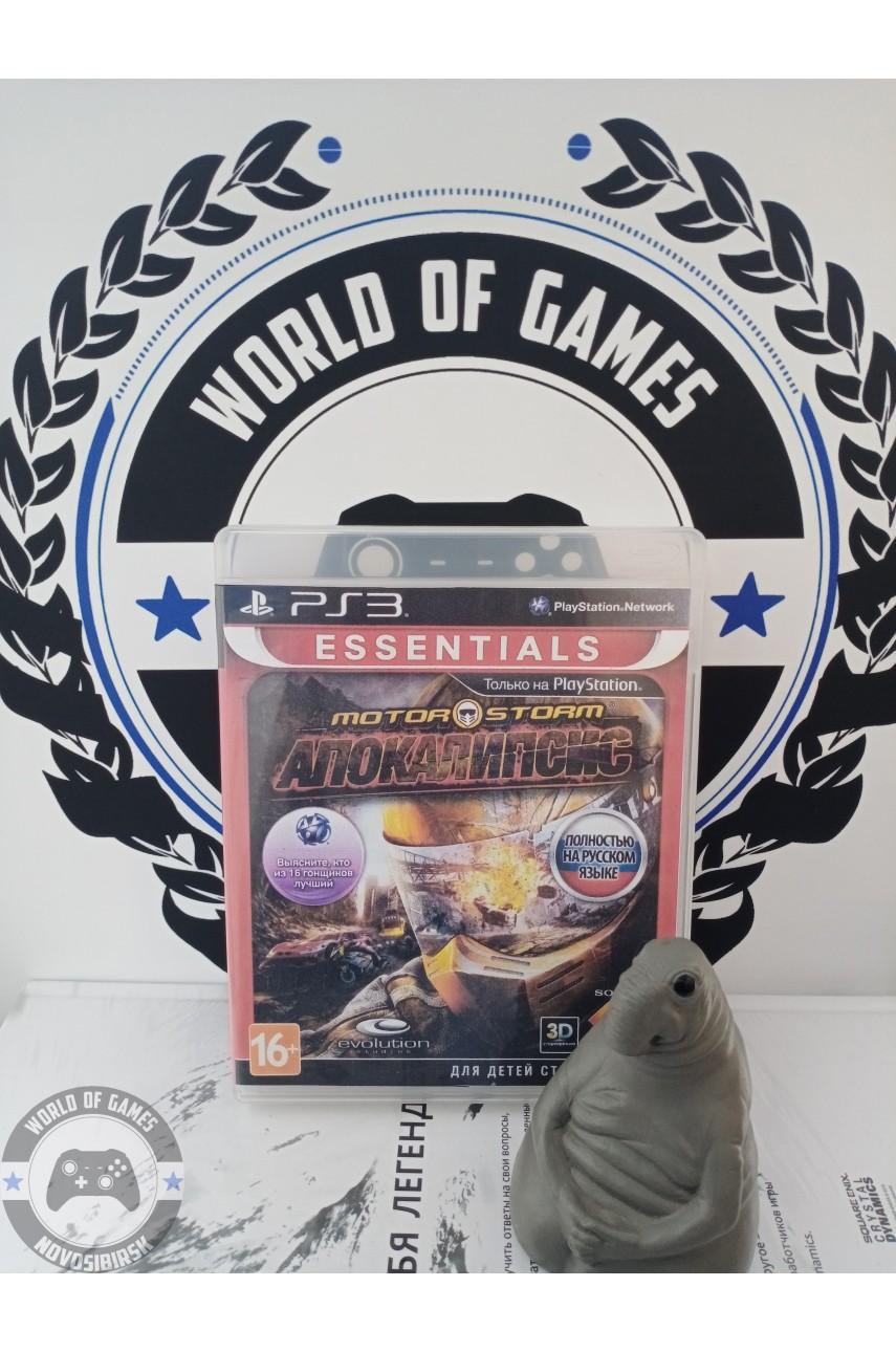 MotorStorm Апокалипсис [PS3]