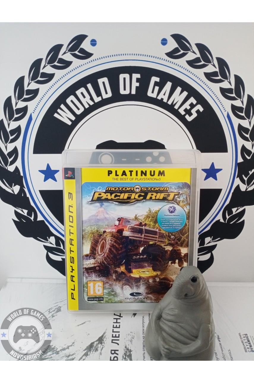 MotorStorm Pacific Rift [PS3]