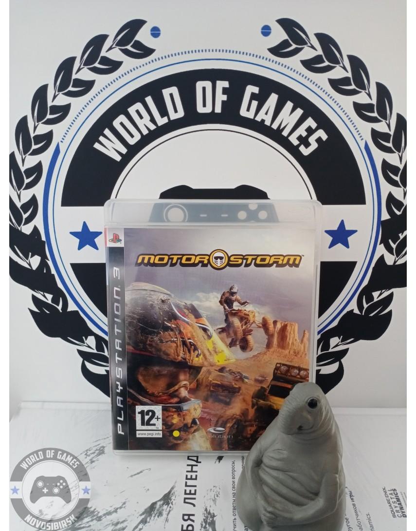 MotorStorm [PS3]
