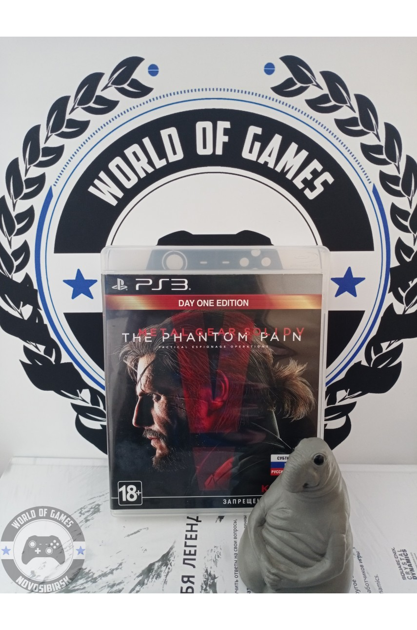 Metal Gear Solid 5 The Phantom Pain [PS3]