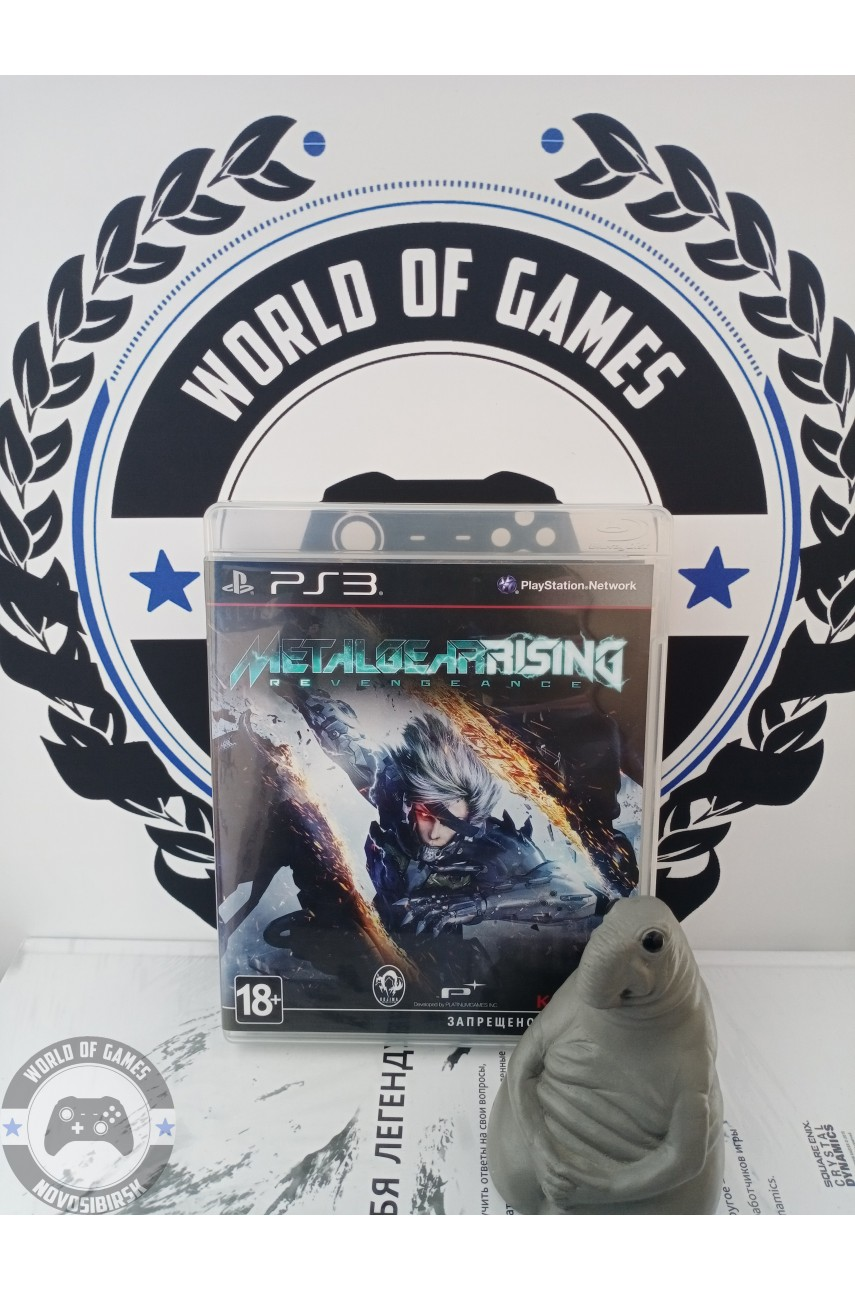 Metal Gear Rising Revengeance [PS3]