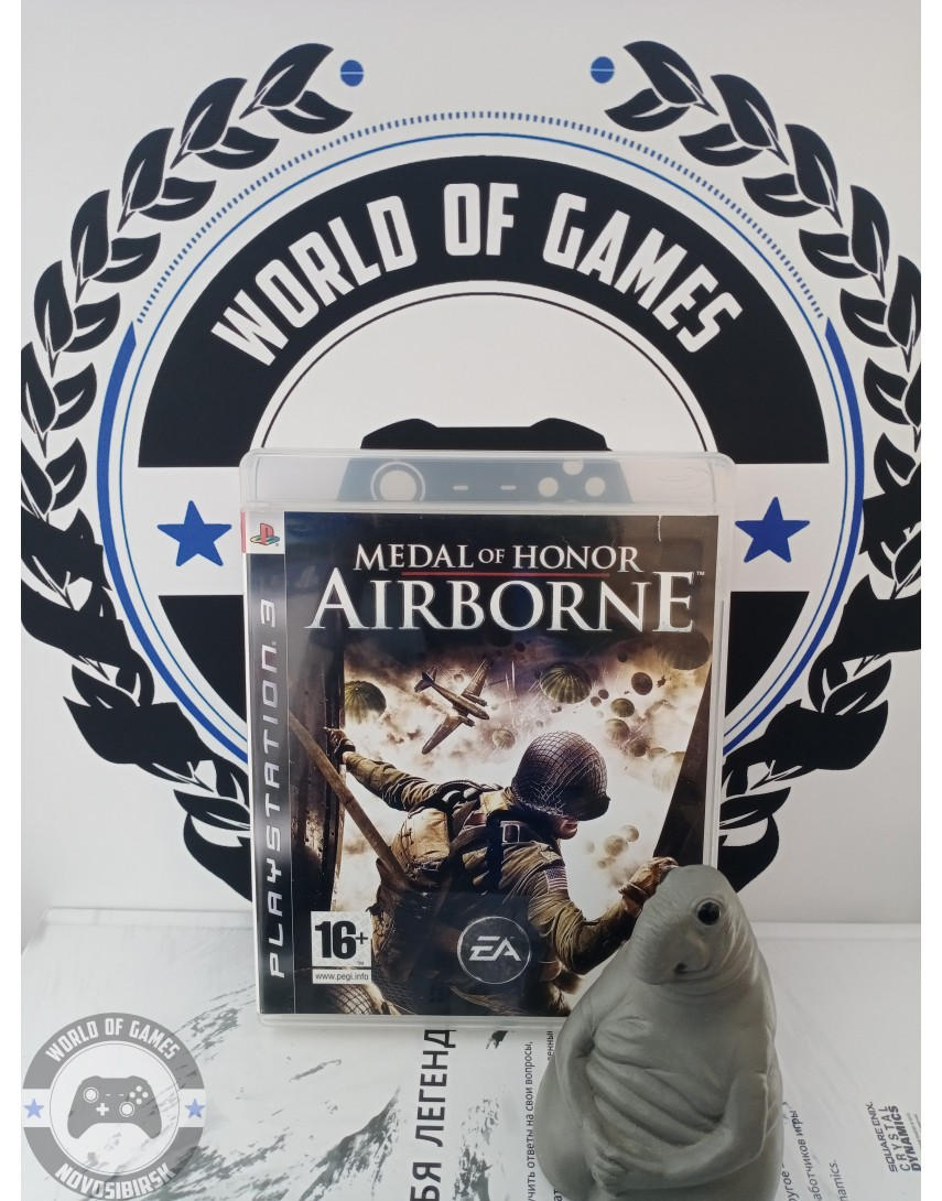 Medal of Honor Airborne [PS3]