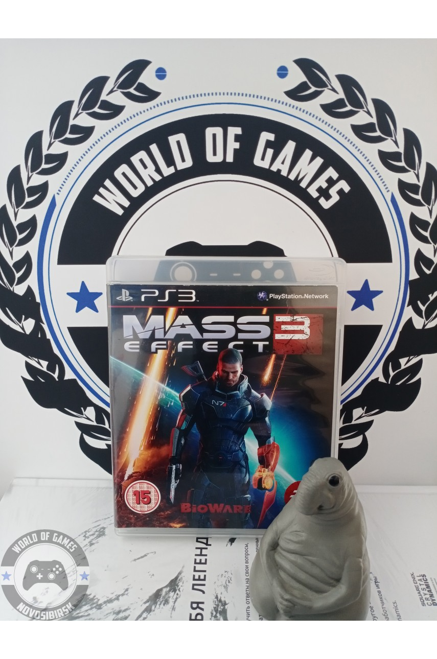 Mass Effect 3 [PS3]