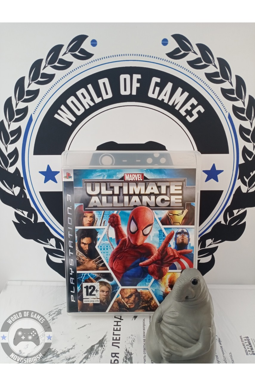 Marvel Ultimate Alliance [PS3]