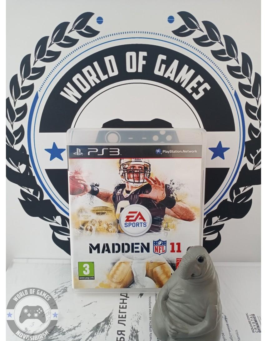 Madden 11 [PS3]