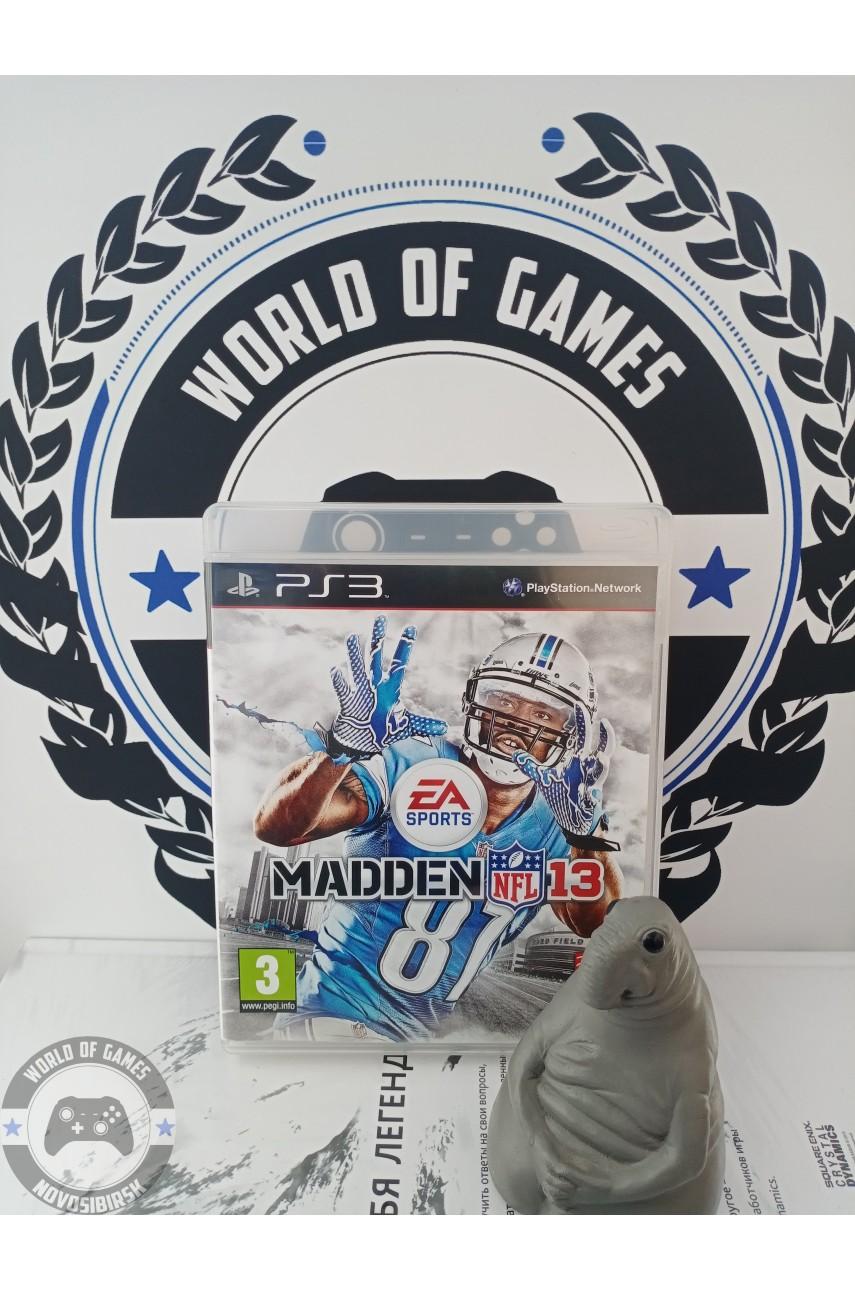 Madden 13 [PS3]