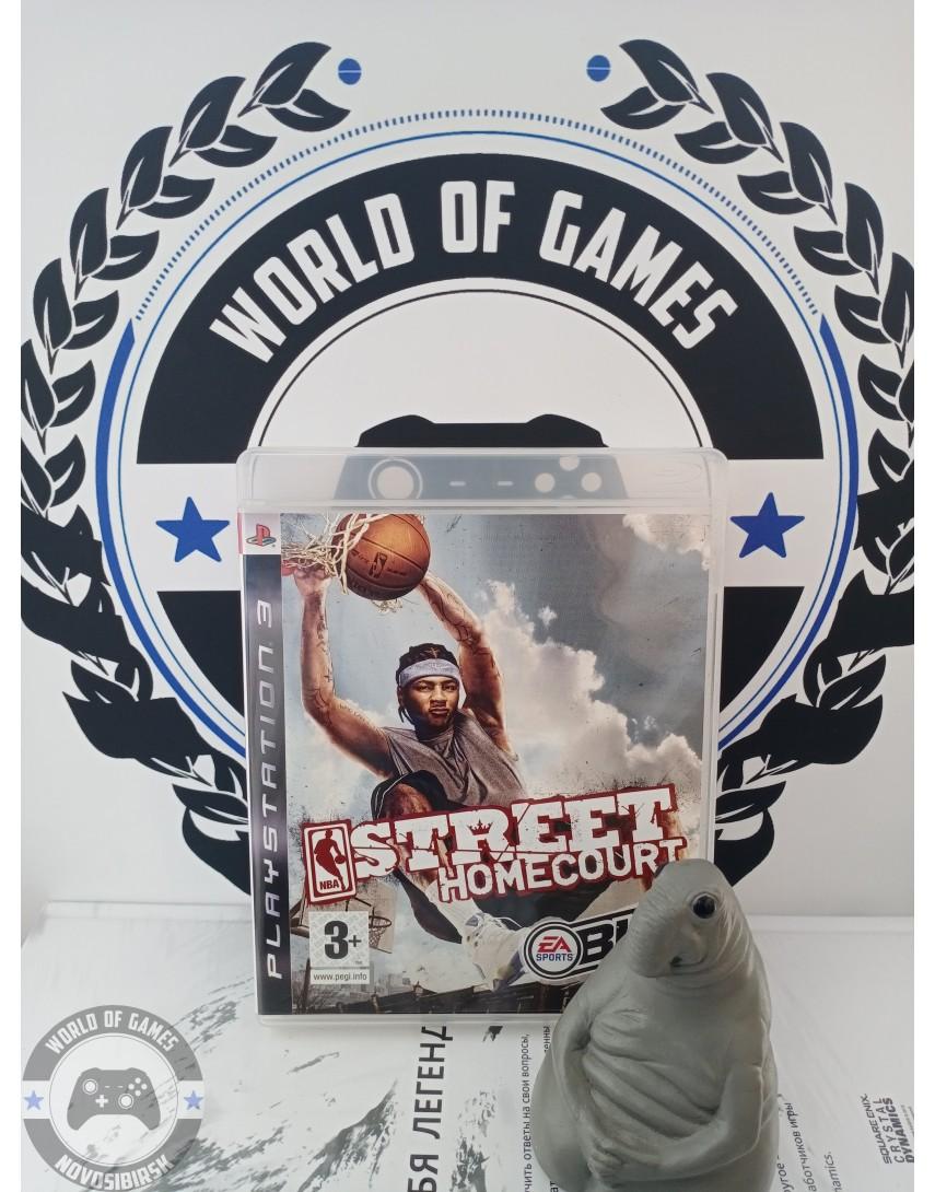 NBA Street Homecourt [PS3]