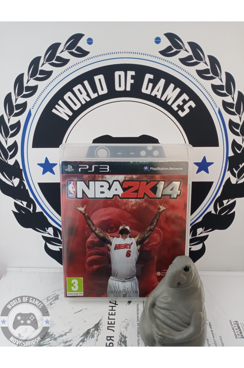 NBA2K14 [PS3]