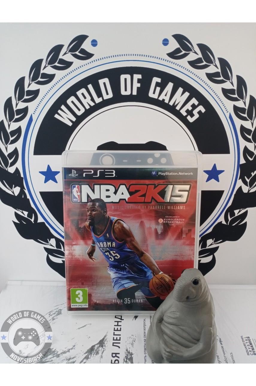 NBA2K15 [PS3]