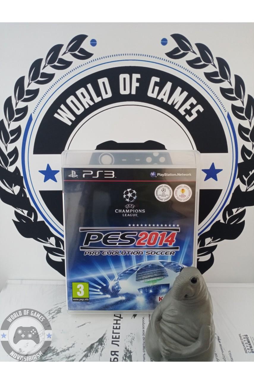 PES 2014 [PS3]