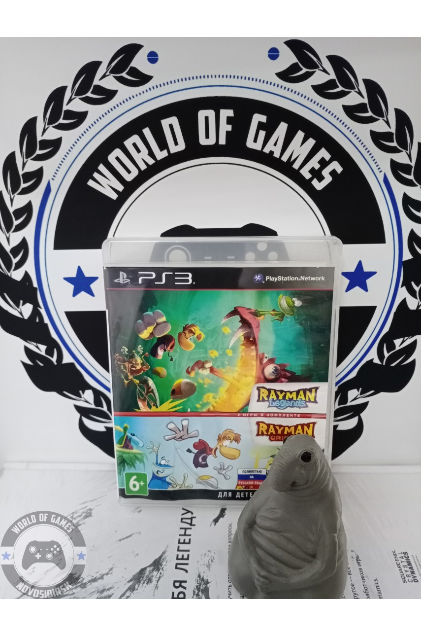 Rayman Collection [PS3]