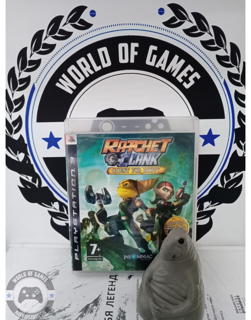 Ratchet & Clank Future Quest for Booty [PS3]
