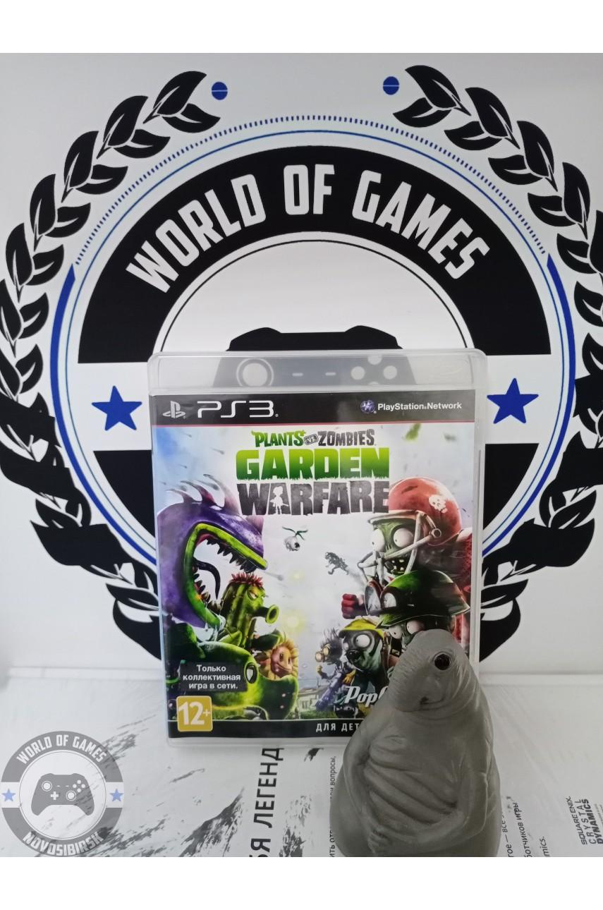Plants vs Zombies Garden Warfare [PS3]