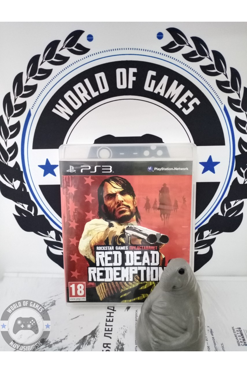 Red Dead Redemption [PS3]