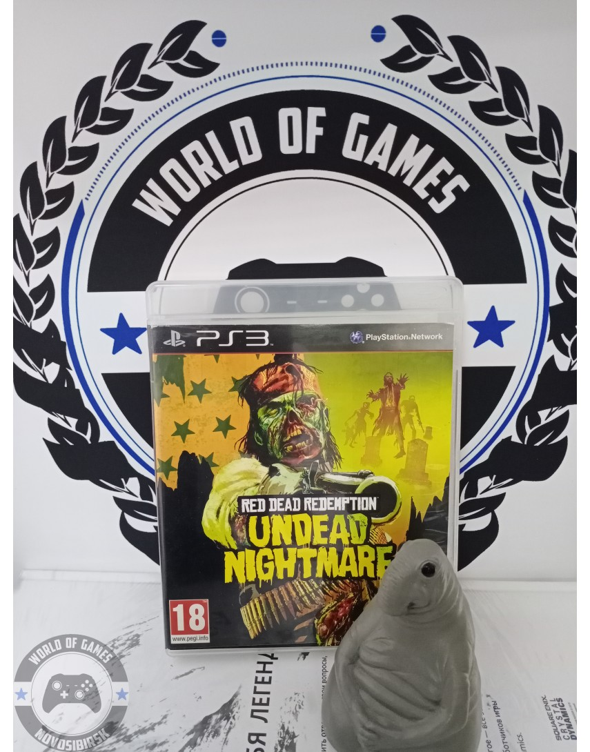Red Dead Redemption Undead Nightmare [PS3]