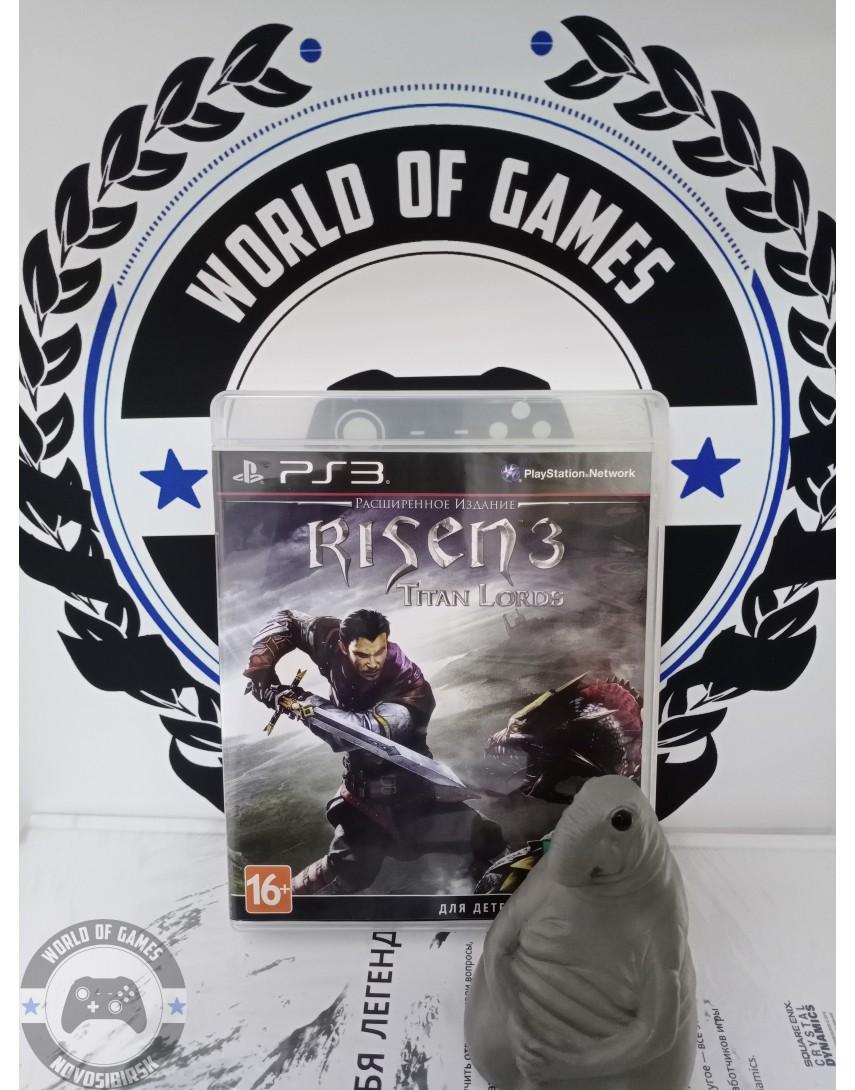 Risen 3 Titan Lords [PS3]