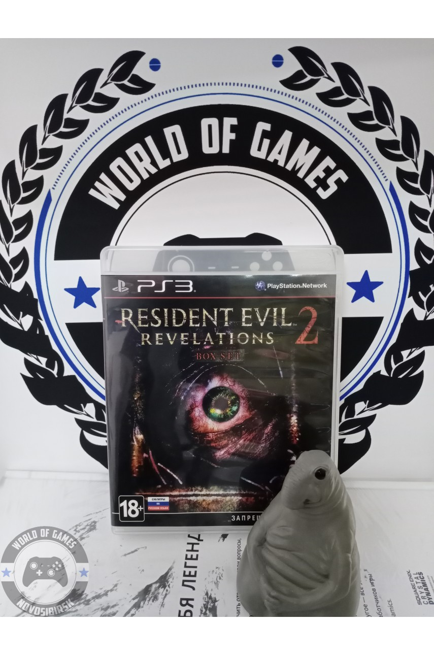Resident Evil Revelations 2 [PS3]