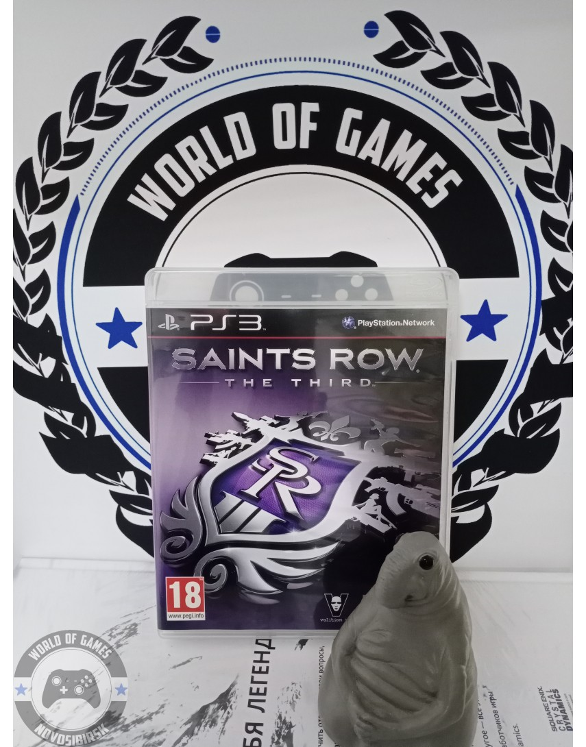 Saints Row The Third [PS3]
