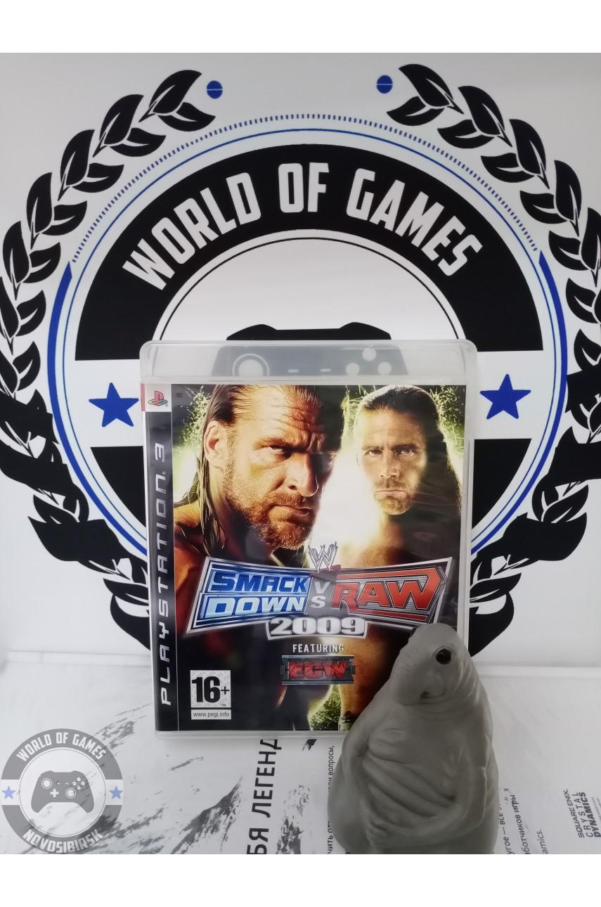 SmackDown vs. Raw 2009 [PS3]