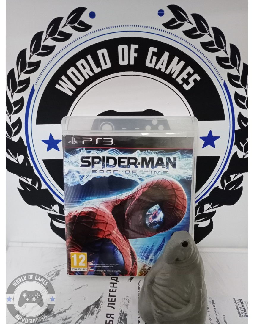 Spider-Man Edge of Time [PS3]