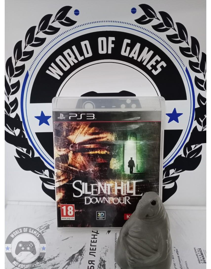 Silent Hill Downpour [PS3]